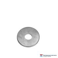 Неодимовый магнит кольцо 60х20x5 мм